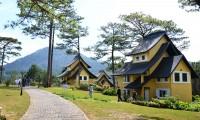 Những dự án nghỉ dưỡng ở hồ Tuyền Lâm đã hoạt động