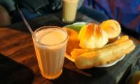 Thưởng thức sữa đậu nành Đà Lạt